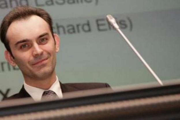 Laurent Cooreman, managing director de CBRE (Photo: Julien Becker / Archives)