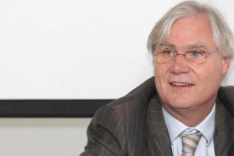 Romain Bausch, président et directeur général de SES (Photo: Luc Deflorenne/archives)