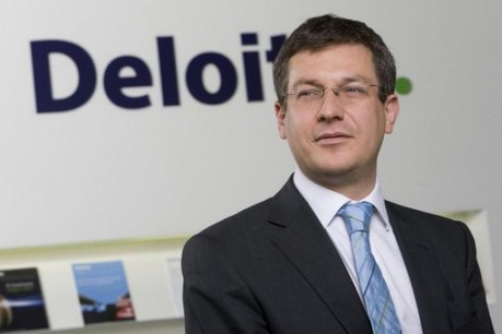 Raymond Krawczykowski, Tax and Talent Leader chez Deloitte Luxembourg. (Photo: Deloitte Luxembourg)