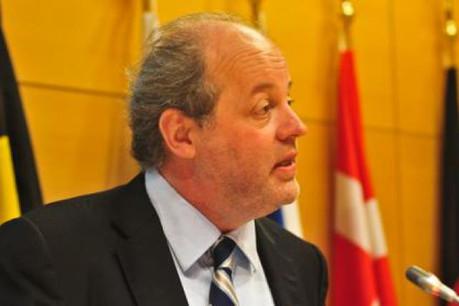 Michel Rodenbourg, président de la CLC (Photo: CLC)
