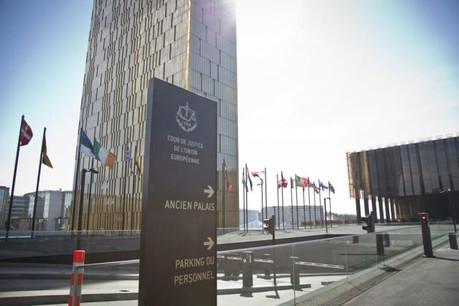 La Cour de justice de l'Union européenne (Photo: Benjamin Champenois)