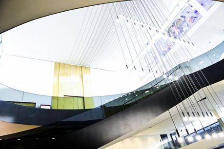La Cour de justice de l'Union européenne (Photo: David Laurent / archives)