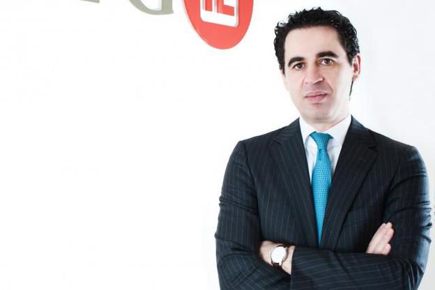 Konstantinos Karoumpis, CEO d'EFG Bank (Luxembourg). (Photo: EFG)