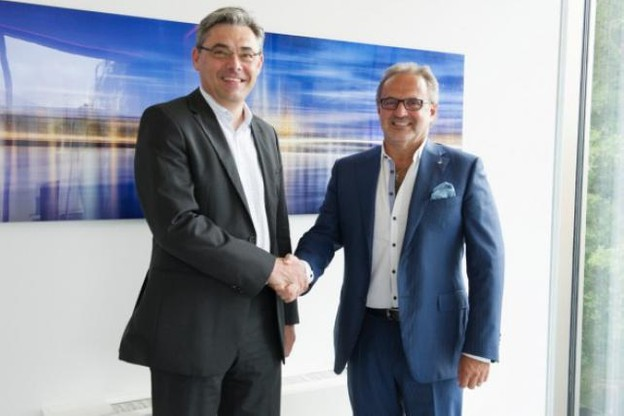Norbert Keller et Serge Niederkorn (Photo: DR)