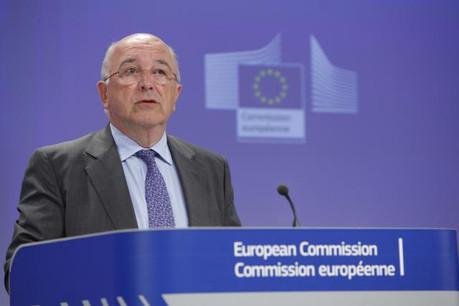 Joaquín Almunia (Photo: Commission Européenne)