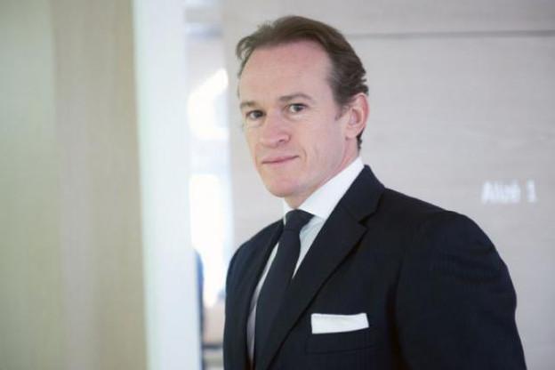 Alain Kinsch, managing partner d'EY (Photo: Eric Chenal / archives)