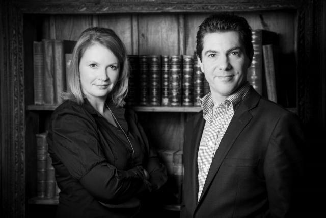 Rachel Treece et David Micallef dirigent ensemble FTS Global. (Photo: Fast Training)
