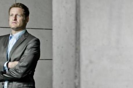Claude Demuth, directeur général du LU-CIX (Photo : Julien Becker/archives)