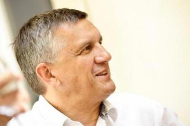 Gary Kneip, nouveau président de la CLC (Photo: David Laurent/Wide/archives)