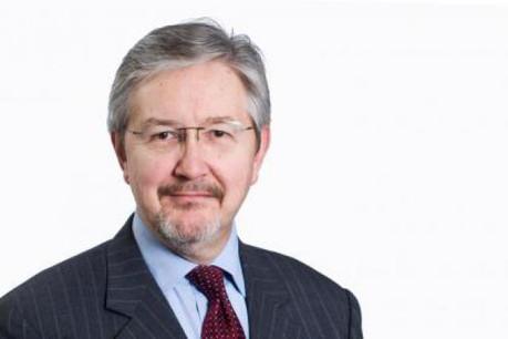 Gerry Oberst, Senior vice président responsable pour la stratégie réglementaire et gouvernementale globale. (Photo : SES)