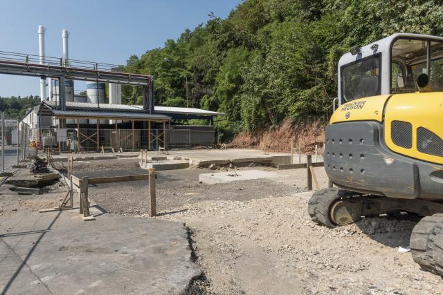 Plus de 2 millions d'euros sont investis au site de Colmar-Berg. (Photo: Goodyear)