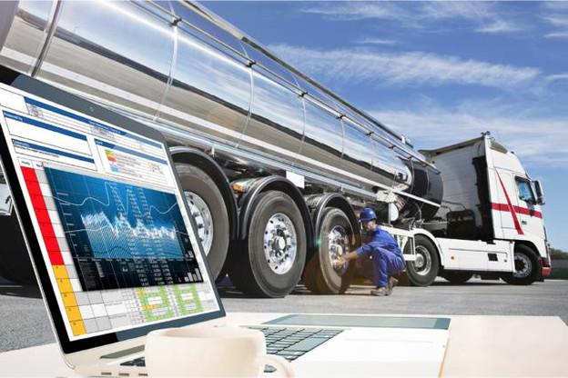 Goodyear Proactive Solutions, solution connectée de gestion des flottes de transport. (Photo: Goodyear Proactive Solutions)