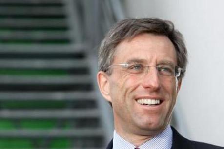 Marc Lemmer, vice-président du conseil d'administration (Photo : Luc Deflorenne/archives)