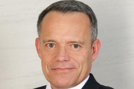 Guy Hoffmann, nouveau membre du comité directeur de l'IRU. (Photo: Banque Raiffeisen)