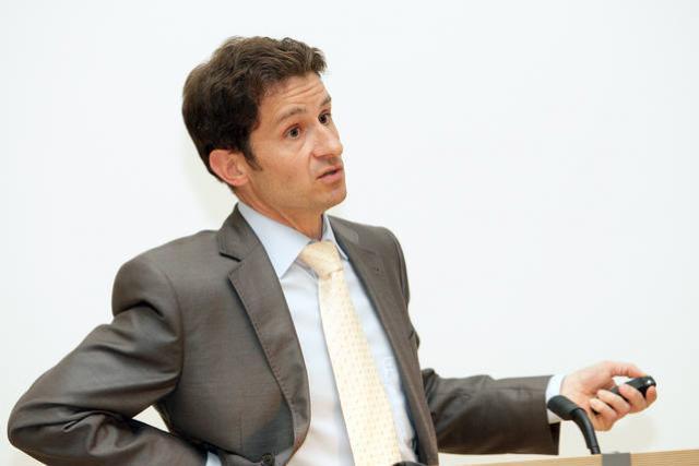 Pour Guy Wagner (Banque de Luxembourg), l'environnement d'une croissance stable et modérée de l'économie mondiale se poursuit. (Photo: Maison moderne / archives)