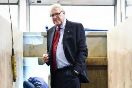 Nicolas Comes, président de HITEC Luxembourg (Photo : David Laurent/wide/archives)