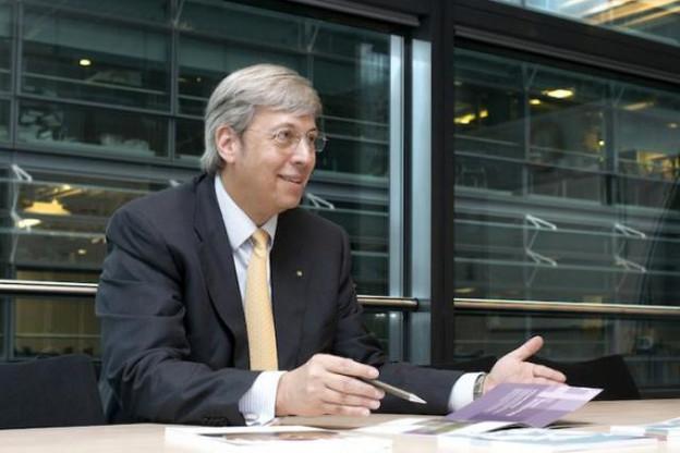 Yves Elsen, Managing Partner & CEO de Hitec (Photo: Andrés Lejona / archives)