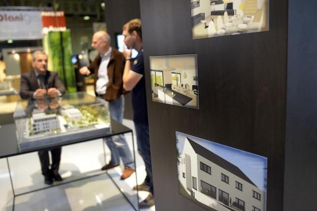 Home & Living Expo aspire à devenir une référence du «one-stop shop»  de l'innovation dans l'habitat pour toute la Grande Région. (Photo: Christophe Olinger)