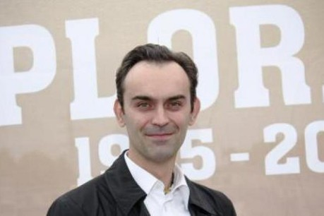 Laurent Cooreman, managing director (Photo: Etienne Delorme/archives)