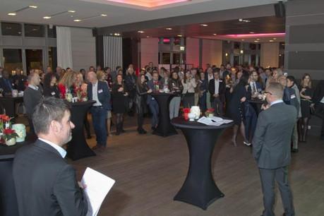 Cette soirée a réuni plus de 200 personnes, parmi lesquelles des clients, partenaires et collaborateurs qui font que la success-story de la start-up des débuts continue. (Photo: Immotop.lu)