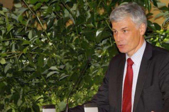 Claude Wiseler, ministre du Développement durable et des Infrastructures (Photo : La Robe à l'Eau)