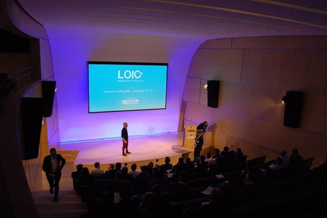 Hier soir le premier innovation dating organisé par le LOIC (Luxembourg Open Innovation Club) a eu lieu à la Banque de Luxembourg. Premier événement du genre au Grand-Duché, il a rencontré un franc succès. (Photo: Nyuko)