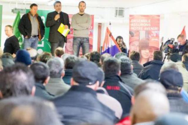 La faillite de Mangen remonte à février 2012 (Photo : Charles Caratini)