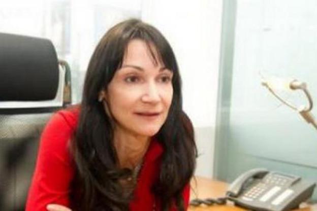 Annemarie Jung, CEO d'Internaxx Bank (Photo : Charles Caratini)