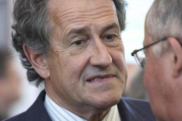 François Tesch est administrateur délégué de Luxempart (Photo : Etienne Delorme/archives)