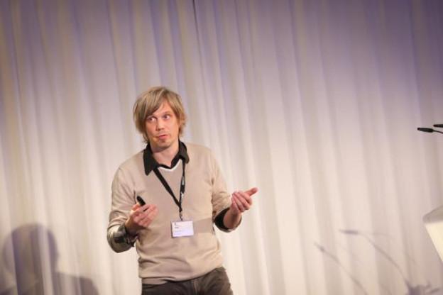 Olivier Raulot, fondateur de iNUI Studio. (Photo : archives paperJam)