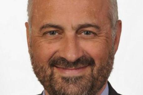 Jean-Pierre Jeusette prendra ses nouvelles fonctions le 1er juin. (Photo: Goodyear)