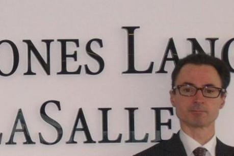 Pierre-Paul Verelst, nouveau directeur du département « Research » pour la Belgique et le Luxembourg (Photo : Jones Lang LaSalle