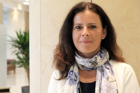 Kristel Cools, group head of asset management, KBL epb (Photo: KBL epb)