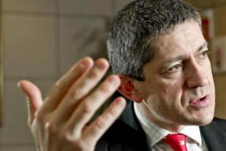 Christian Scharff, président de l'IMS Luxembourg (Photo : Julien Becker /archives)
