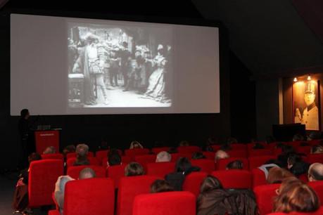 Lors de la soirée de réouverture, les spectateurs auront l'occasion de découvrir à 18h30 le film «Taxi Driver» de Martin Scorsese dans le cadre d'une rétrospective sur New Hollywood. (Photo: Luc Deflorenne / archives)