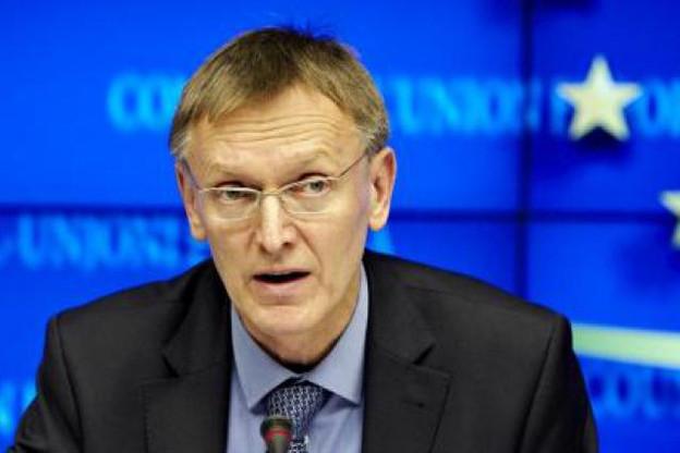 Janez Potočnik, membre de la Commission chargé de l'environnement (Photo: Conseil de l'Union européenne)