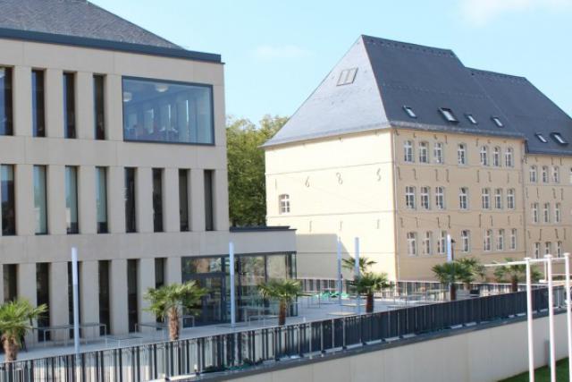 Nouvelle adresse pour la direction générale de SERVIOR (bâtiment droit) (Photo: SERVIOR)