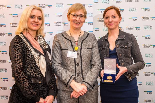 En recevant cette récompense, CTG Luxembourg se démarque donc dans le paysage entrepreneurial luxembourgeois par la qualité de sa gestion des ressources humaines. (Photo: CTG Luxembourg)
