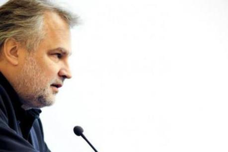 Jean-Claude Bintz, directeur de Sting (Photo : David Laurent/wide/archives)