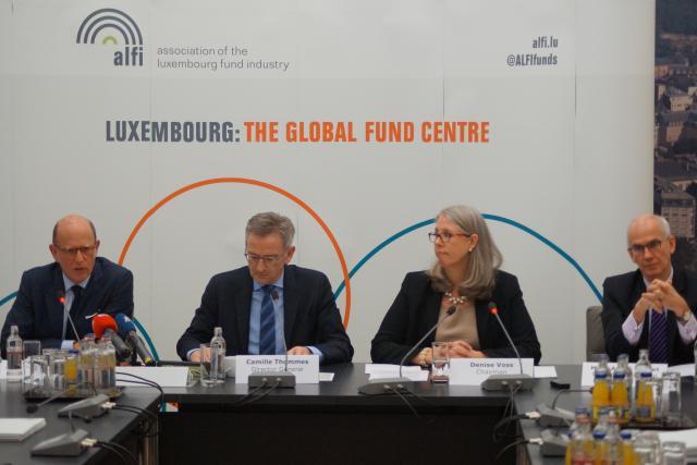 Le Luxembourg défend sa position de premier centre de fonds d'investissement en Europe. (Photo: Alfi)
