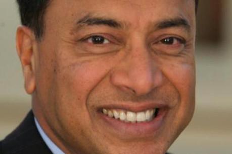Lakshmi N. Mittal, chairman and CEO (Photo : ArcelorMittal)