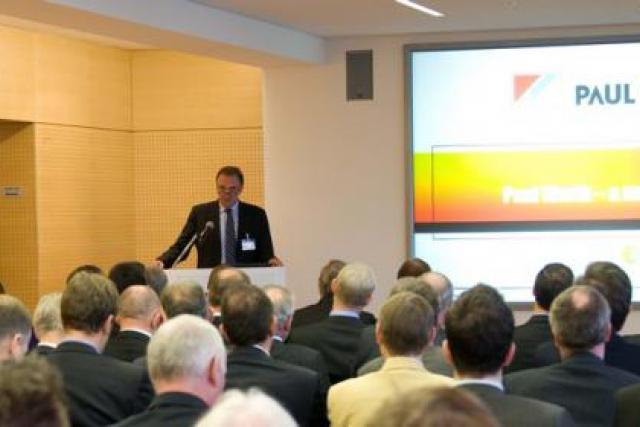 Marc Solvi, Directeur général de Paul Wurth S.A.  (Photo: Paul Wurth)