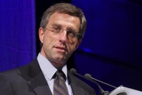 Marc Lemmer, directeur général du CRP Henri Tudor (Photo: Etienne Delorme/archives)
