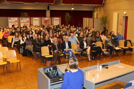 Business Days de l'ECG (Photo: ECG)