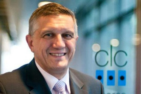 Gary Kneip, président de la clc (Photo : CLC)