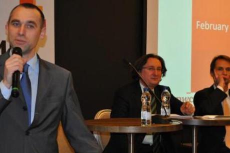 Philippe Pierre, associé Advisory chez PwC Luxembourg et membre du Conseil d'Administration de l'APSI (à gauche). (Photo: © PricewaterhouseCoopers S.à.r.l)
