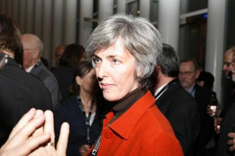 """Pr. Luciënne Blessing (Université du Luxembourg) a reçu le prestigieux prix """"Peabody Visiting Professor"""". (Photo : Olivier Minaire / archives)"""