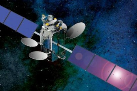 SES-5 model  (Photo : SES)