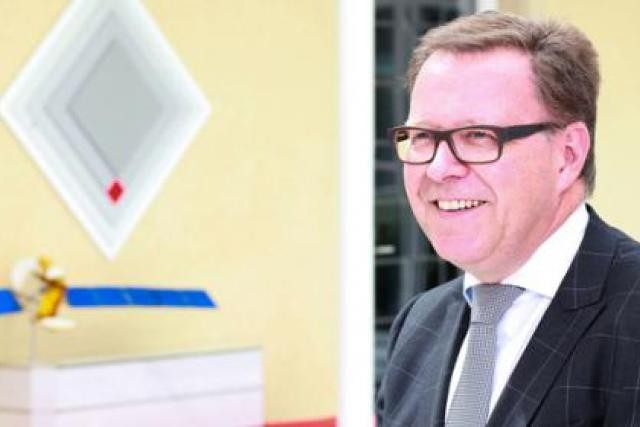 Ferdinand Kayser, Chief Commercial Officer (Photo : SES)