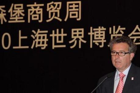 Discours de Pierre Gramegna, directeur de la Chambre de Commerce. (Photo: Chambre de Commerce)
